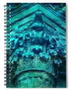 Underwater Ancient Beautiful Creation Spiral Notebook