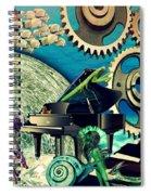 Underwater Dreams Spiral Notebook