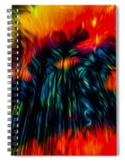 Unexpected Riders Vision Spiral Notebook