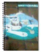 Unfckable Spiral Notebook