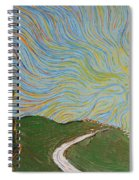 Unfinished Day Spiral Notebook