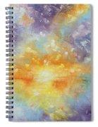 Unforeseen Kiss Spiral Notebook