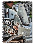 Unhinged Spiral Notebook