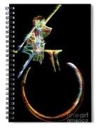 Unicyclone Spiral Notebook