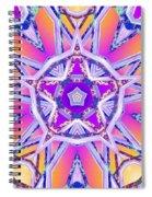 Uninhibited Vitality Spiral Notebook