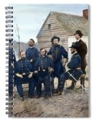 Union Army Surgeons, 1865 Spiral Notebook