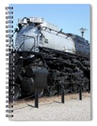 Union Pacific Big Boy Spiral Notebook