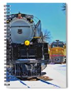 Union Pacific Challenger Spiral Notebook