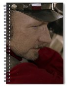 Union Soldier Spiral Notebook