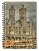 Union Station Spiral Notebook