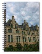 Union Station Hotel Spiral Notebook
