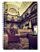 Union Station Lobby Spiral Notebook