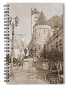 Union Station St Louis Mo Spiral Notebook