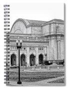 Union Station Washington Dc Spiral Notebook
