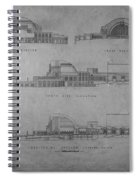 Union Terminal 1b Spiral Notebook