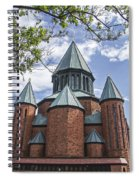 Union Towers Spiral Notebook