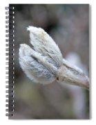 Unique Bud  Spiral Notebook