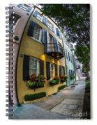 Unique View Spiral Notebook
