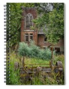United Brethren Church Of Elberton Washington Spiral Notebook