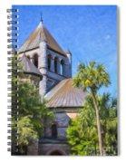 United Church Of Christ Spiral Notebook