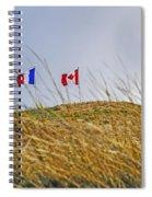 United Spiral Notebook
