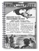 United Fruit Company, 1922 Spiral Notebook