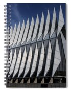 United States Air Force Academy Cadet Chapel Spiral Notebook
