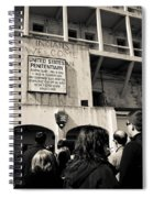 United States Penitentiary Spiral Notebook