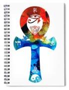 Unity 16 - Spiritual Artwork Spiral Notebook