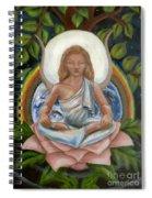 Universal Goddess Spiral Notebook