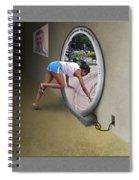 Universal Portal Spiral Notebook