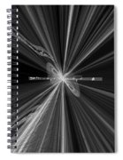 Universe Carols Spiral Notebook