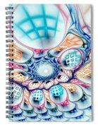 Universe In A Bag Spiral Notebook