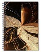Universe Orbits Spiral Notebook