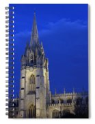 University Church Of St Mary The Virgin Spiral Notebook