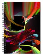Unmanaged Complexity Spiral Notebook