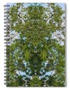 Unnatural 46 Spiral Notebook