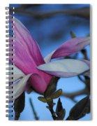 Unpealed Spiral Notebook