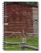 Unstable Lodgings Spiral Notebook