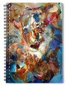 Unsullied Spiral Notebook