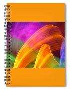 Untamed Spiral Notebook