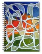 Untitled #18 Spiral Notebook