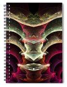 Untitled 226 Spiral Notebook
