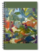 Untitled #24 Spiral Notebook