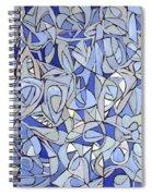 Untitled #32 Spiral Notebook