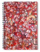 Untitled #35 Spiral Notebook