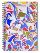 Untitled #42 Spiral Notebook
