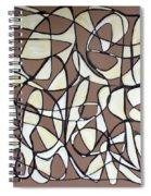 Untitled 44 Spiral Notebook