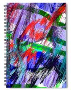 Untitled Drawing Spiral Notebook