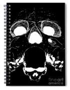 Untitled No.21 Spiral Notebook